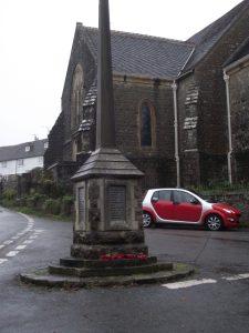 Plaxtol Church and War Memorial