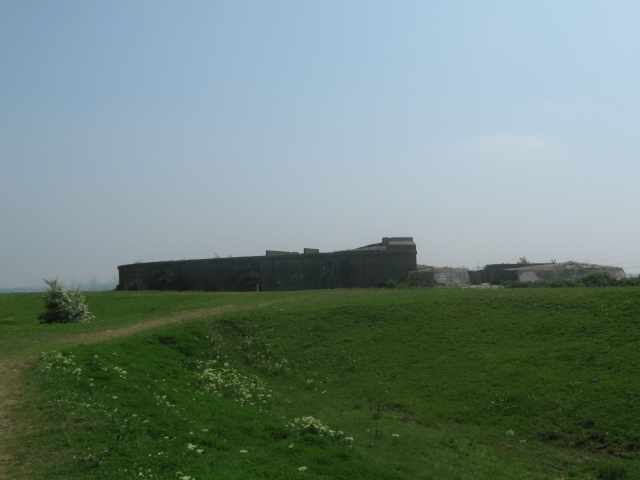 Shornemead fort