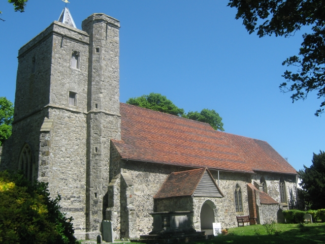 Cooling Church