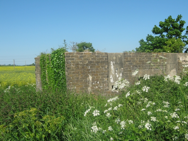 WW2 Pillbox