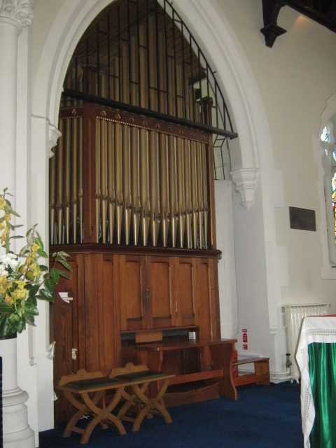 St Johns Higham