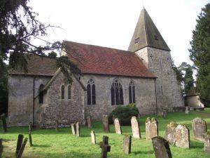 Hunton Church